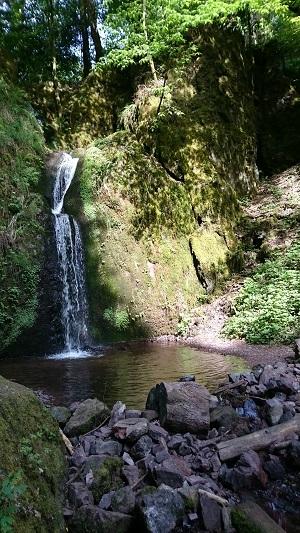 Kleiner Wasserfall Circuit 1