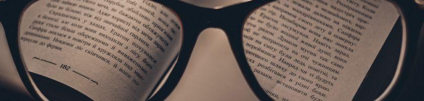 Brille Sprachen lernen