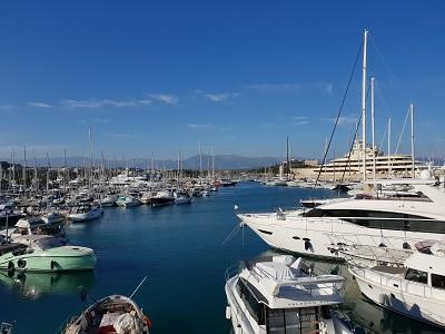 Yachthafen Antibes